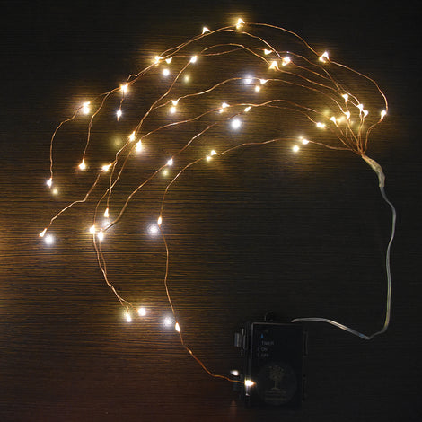 Decorative LED String Bunch Online (Warm White)