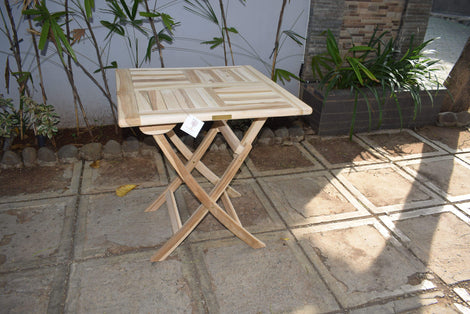 Square Standing Table
