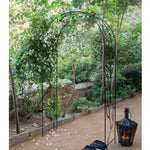 Twining Leaf & Bird Arch for Garden Online