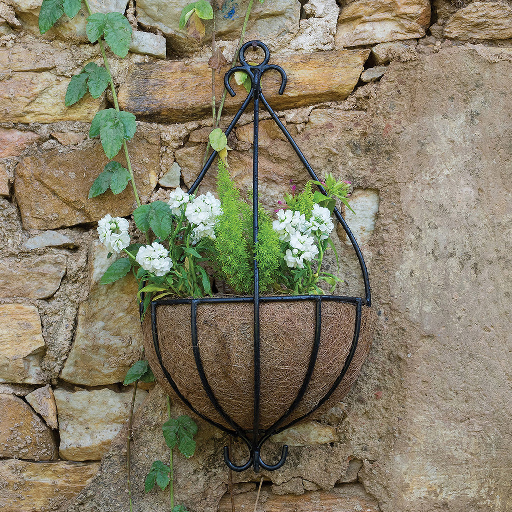 Outdoor Spanish Garden Hanging Wall Planter for Plants ...