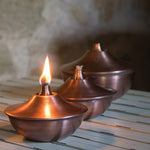 Small Oil Lamps