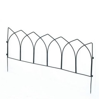 Eden Park Steel Edger/ Fence (Set of 2)
