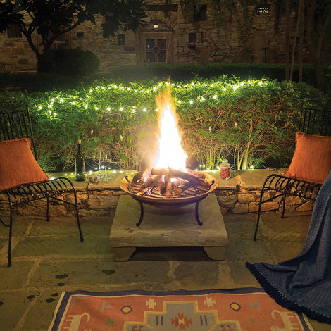 Outdoor & Back Yard Fire Pit Online