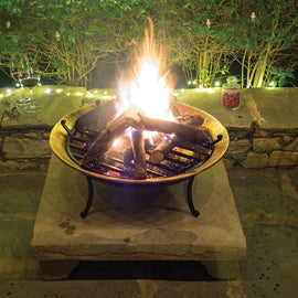 Front & Back Yard Fire Pit