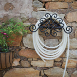 Scroll Garden Hose Hanger