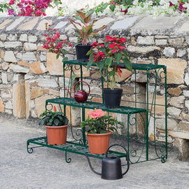 Rectangular Etagere for Garden Online
