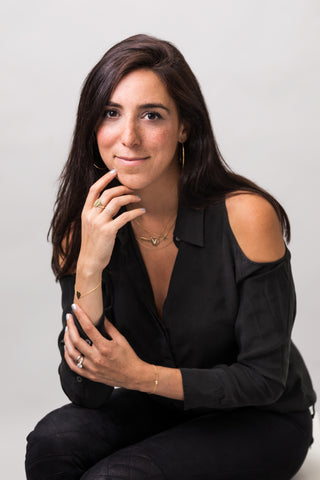 Karen Van Der Hout, Founder of Van Der Hour Jewelry