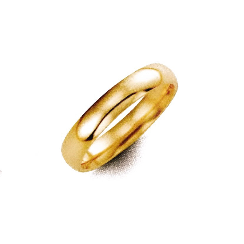 Basic Gold Ring