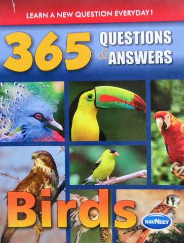 365 Questions and Answers - Birds