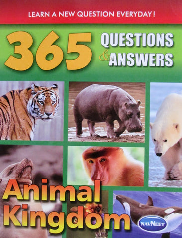 365 Questions and Answers - Animal Kingdom