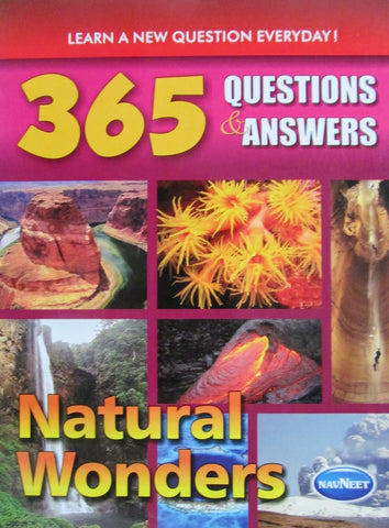 365 Questions and Answers - Natural Wonders