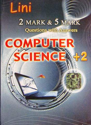 12 Lini Computer science 3 and 5 Mark