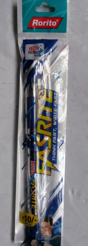 Rorito Fasrite Ball Pen - Blue