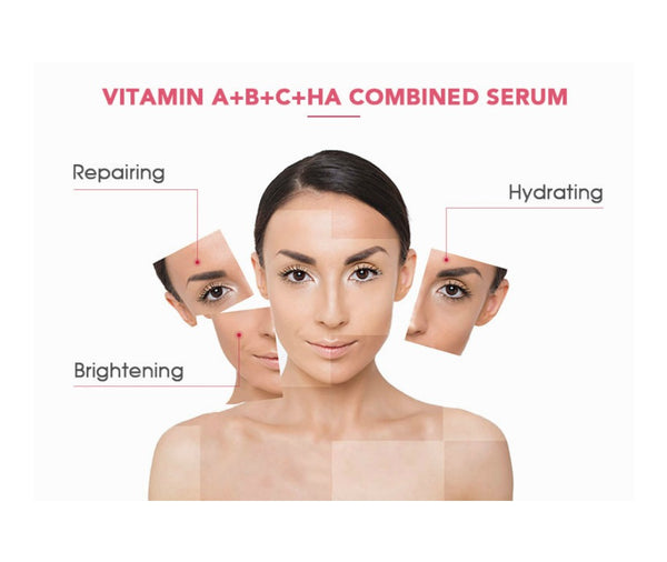 ABC+ Rejuvenating Facial Serum- MQO 100 pcs