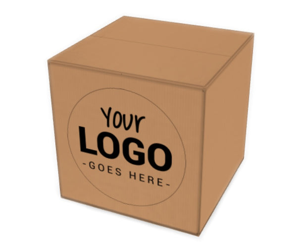 CUSTOMIZABLE SHIPPING BOXES 8 x 8 x 8