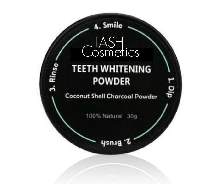 WHITEN TEETH THE NATURAL WAY - Coconut activated charcoal teeth whitening powder removes years of stains and tartar to unveil whiter and brighter teeth. Our innovative whitening solution is a safe non-toxic alternative to conventional tooth whitening and bleaching. A great, natural alternative for your entire family to promote healthy, whiter teeth and gums. Uniquely formulated to clean, whiten and safely polish teeth, improve gum health and freshen breath.
