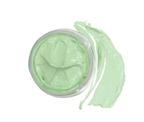 The unique formula of our Green Tea Clay Face Mask is supercharged with a high concentration of active botanical ingredients that deliver a true spa-like sensorial experience right in the comfort of your own home. This amazing face mask will help oxygenate your skin, improve cellular function, refine pores, heal the sun damage and help with signs of aging.    Benefits:   Soothes and deeply hydrates your skin Repairs skin on a cellular level Infused with a unique combination of repairing green tea extract, a