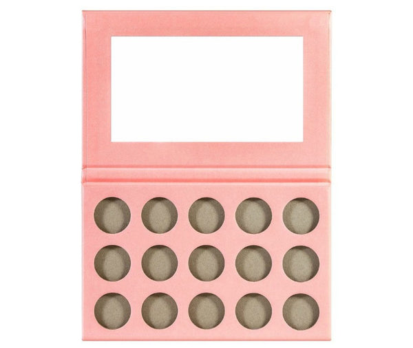 Pink Case 15 Shade DIY Palette - MOQ 50 pcs