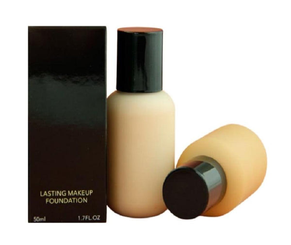 Waterproof Anti Aging Matte Foundation - MQO 50 pcs