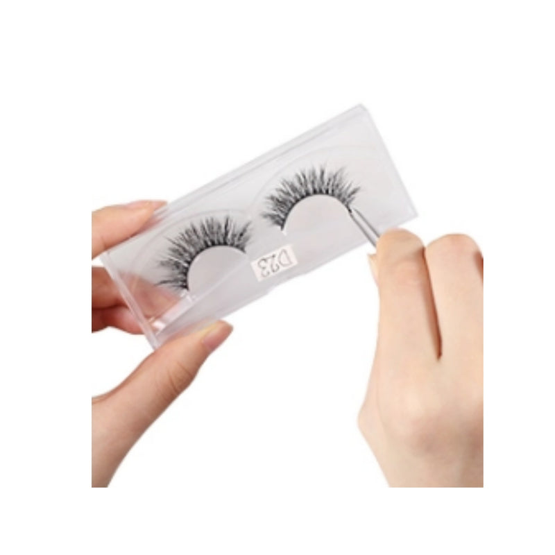3D Colorful Lashes #CL05 - MQO 12 pcs