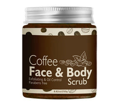 Cuppa Joe Face and Body Scrub - MQO 100 pcs