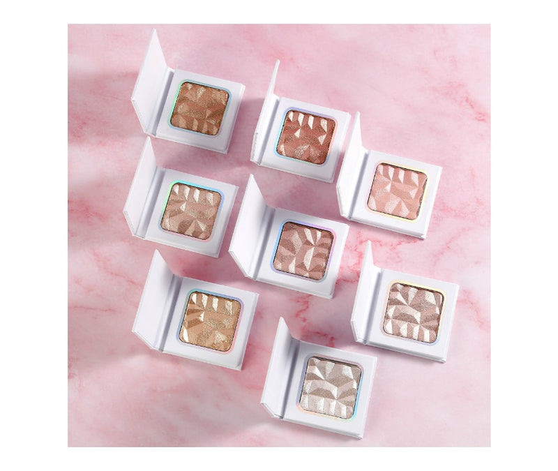 Diamond GLOW Highlighter White Case - MQO 12 pcs