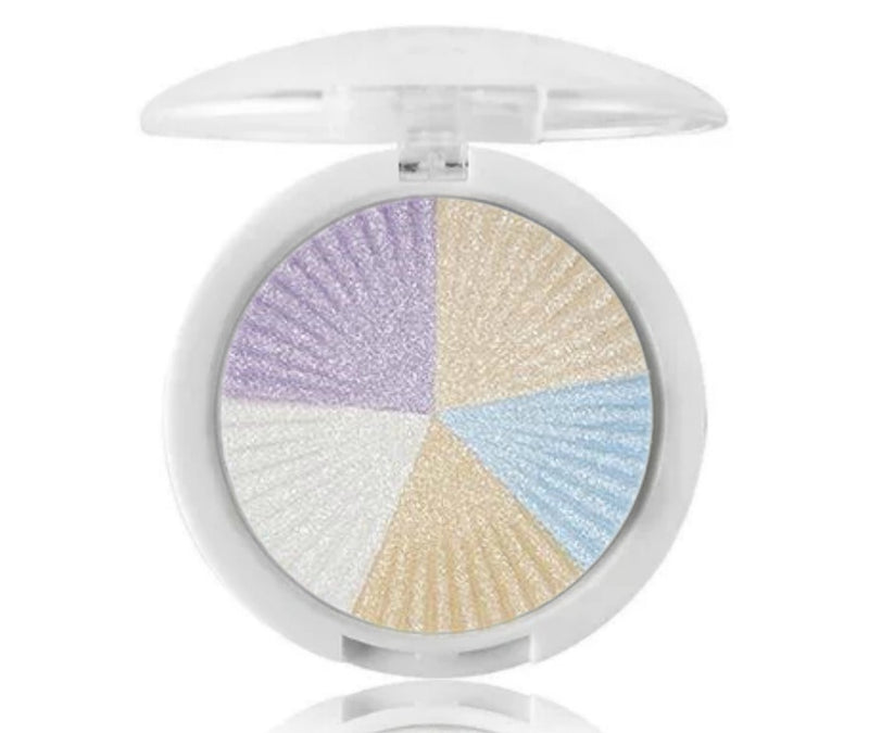5 in 1 Shimmer Highlighter Compact - MQO 12 pcs
