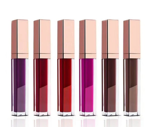 Liquid to Matte Waterproof Lipstick - MQO 12 pcs