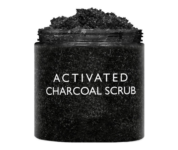 Active Charcoal Purifying Scrub