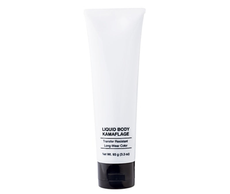 This amazing Face and Body Kamaflage will conceal stretch marks, bruises, spider veins, scars and burns on legs or anywhere else on the body. The full coverage formula is water resistant, sweat proof, transfer resistant, and dries to a powder finish for a natural look. Remove by using Indelible Makeup Remover.  Net Wt. 93 g / 3.3 oz    Can add your logo! (mqo 50pcs w/discount) Can mix and match shades. Inquire at info@tashcosmetics.com