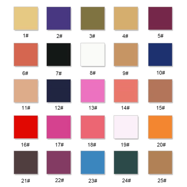 21 Shade Custom Palette For Private Label - MQO 50 pcs