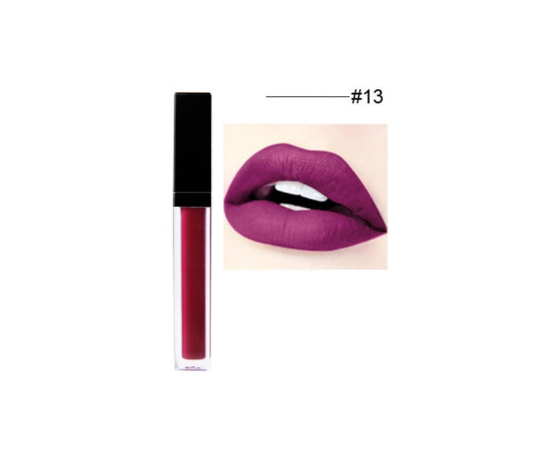 Lightweight Liquid To Matte Lipstick - MQO 50 pcs