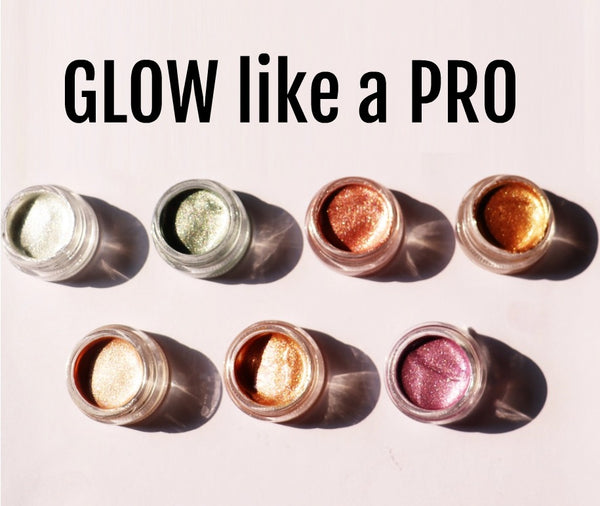 Non Transfer Jelly Highlighter - Our Lucky 7 - MQO 12 pcs
