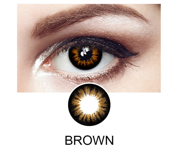 Brown Crush - MQO 12 pcs