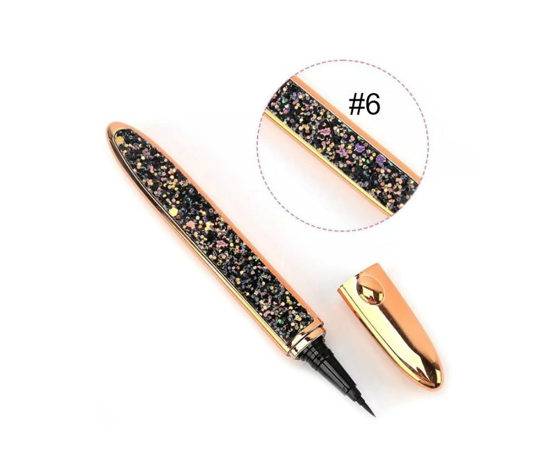 Decorative Case Magic Eyeliner Pen - MOQ 50 pcs