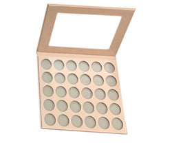 30 Shade DIY Eyeshadow Palette - Customizable! MQO 50 pcs