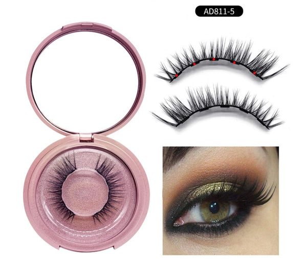 Magnetic Liner and Lash Kit - AD811 5 Series - MQO 50pcs