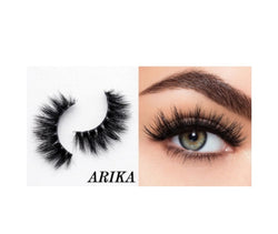 Arika Silk Lashes - MQO 50 pcs