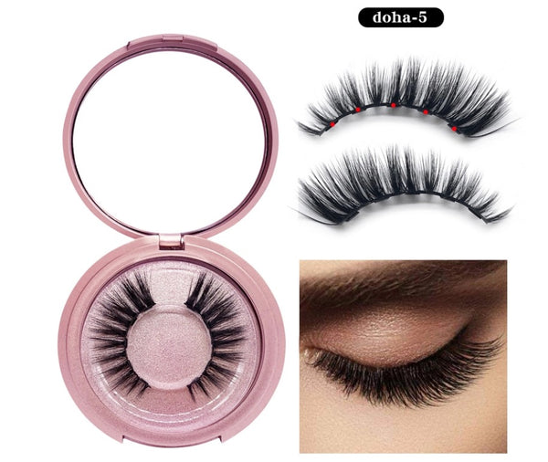 Magnetic Liner and Lash Kit - Doha 5 Series - MQO 50pcs