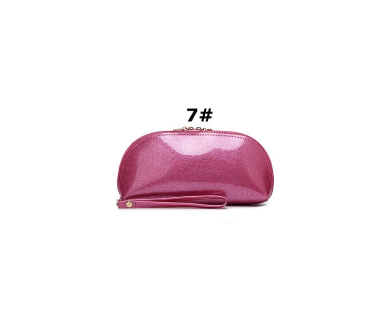 Customizable Small Travel and Makeup Bag - MQO 12 pcs