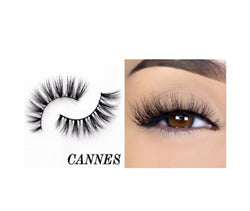 Cannes Silk Lashes - MQO 50 pcs