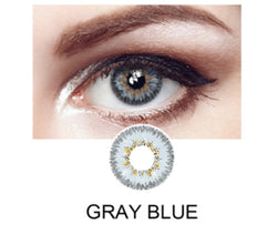 Gray Blue Crush - MQO 12 pcs