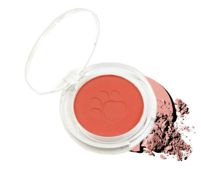 Blush Rush Paw Embossed Single Blush - MQO 12 pcs