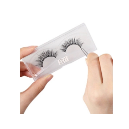 3D Colorful Lashes #C8 - MQO 50 pcs