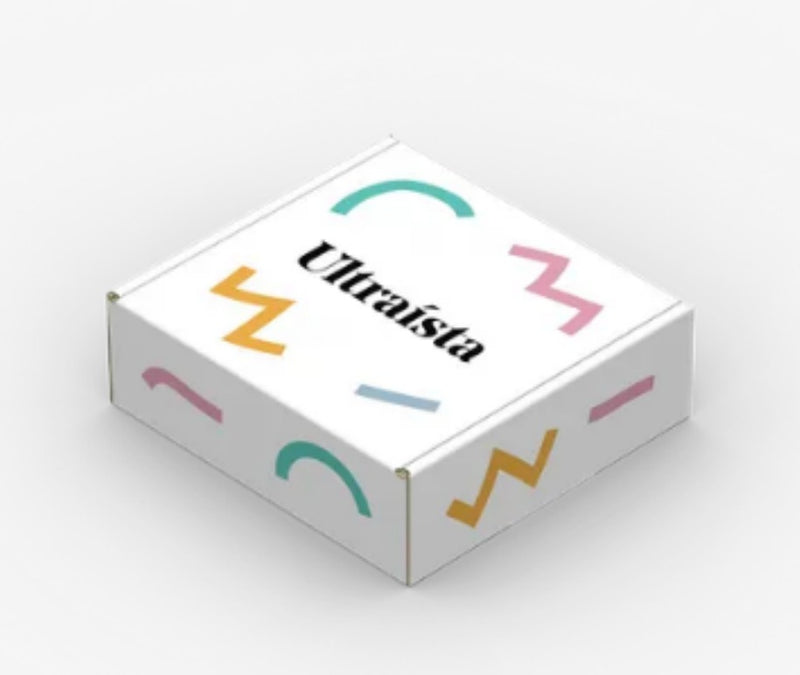 Customizable Subscription Box 6x6x2
