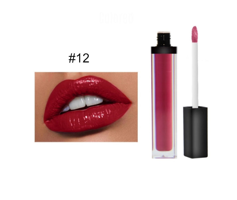 Lip Lust Lip Cream - MQO 12 pcs