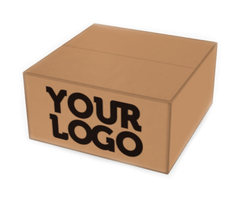 CUSTOMIZABLE SHIPPING BOXES 12 x 12 x 6
