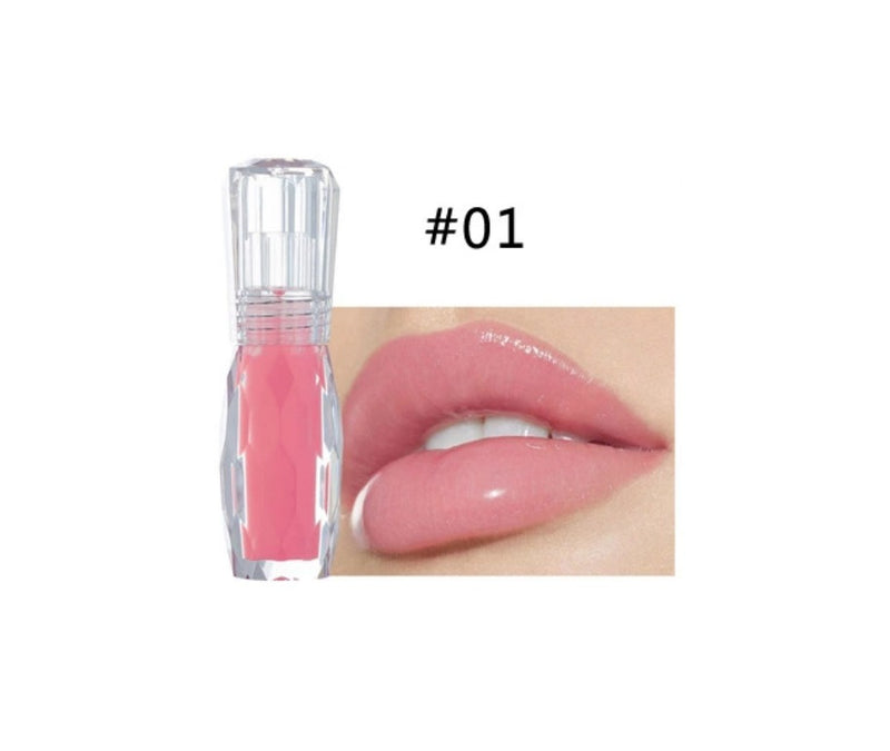 6 Shade Lip Plumping Gloss - MQO 12 pcs