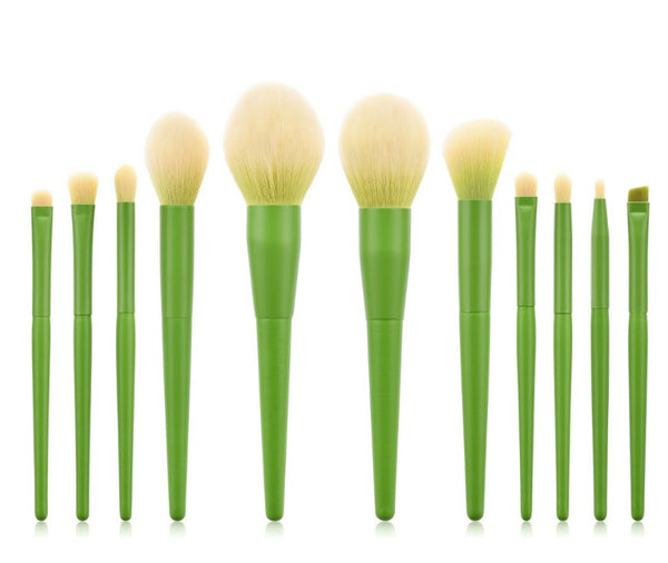 11 pc Pro Brush Set - MQO 50 pcs