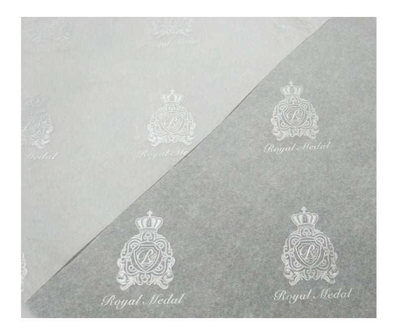 Recyclable Eco-friendly White Tissue Paper 17gsm w/logo